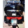 BMW K1200 LT SONAX CERAMIC COATING EVO