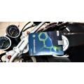 BMW R Nine T CERAMIC COATING SONAX EVO