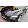 BMW 740i SONAX CERAMIC COATING CC36