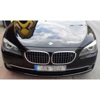 BMW 740i SONAX CERAMIC COATING CC36
