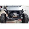 Jeep Wrangler Αδιαβροχοποίηση αμαξώματος