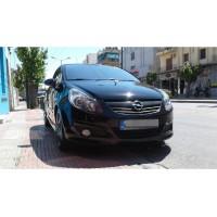Opel Corca Gsi Γυάλισμα σφραγιστικό βαφής
