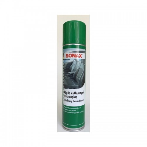 SONAX-Καθαριστικός αφρός ταπετσαρίας 400ml