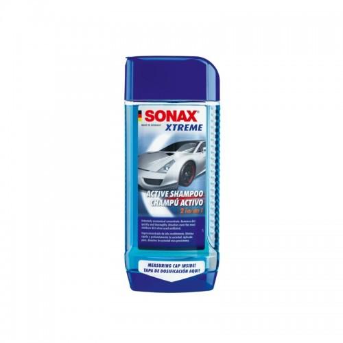 SONAX-Xtreme ενεργό σαμπουάν 2 σε 1 500ml