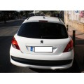 PEUGEUOT 207 RALLY ΓΥΑΛΙΣΜΑ ΑΥΤΟΚΙΝΗΤΟΥ