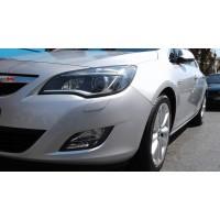 Opel Astra TURBO Γενικό γυάλισμα με μικροεπισκευές από εκδορές και κρυσταλλοποίηση βαφής